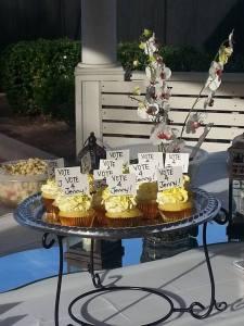 Jenny cupcakes